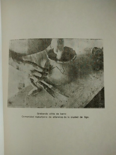 artesanias santiagueñas m. moreno arqueologico c/programa