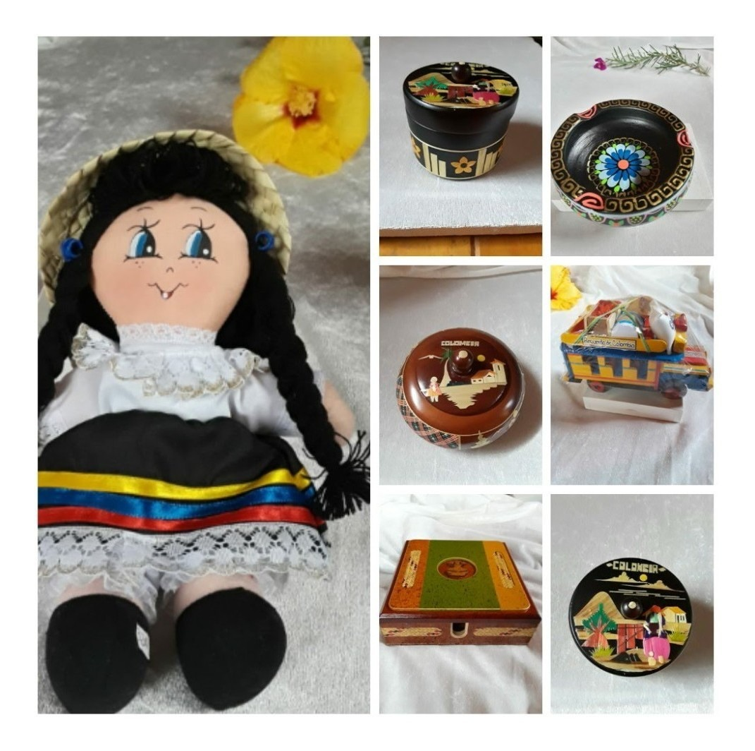 artesanías típicas