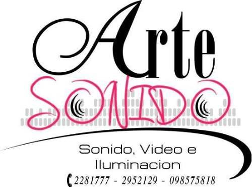artesonido; dj, luces, amplificacion, video