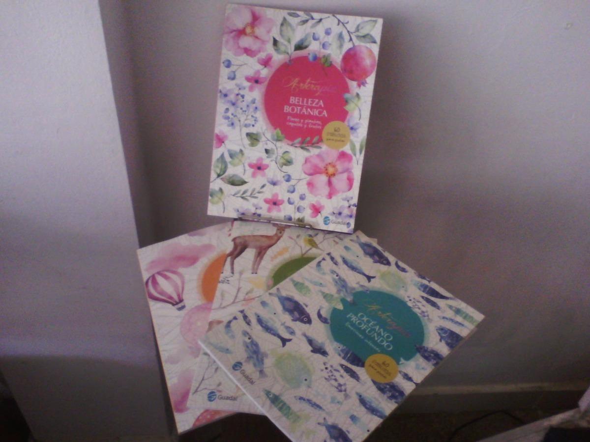 Arteterapia Mandalas Temáticos Para Colorear. Yatay Libros - $ 110 ...