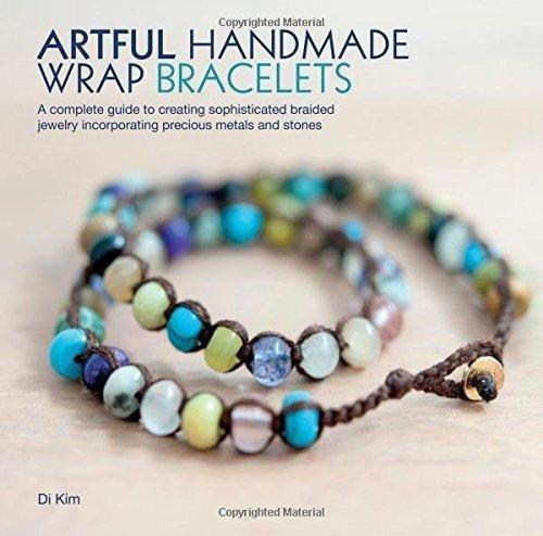 artful handmade wrap bracelets : di kim