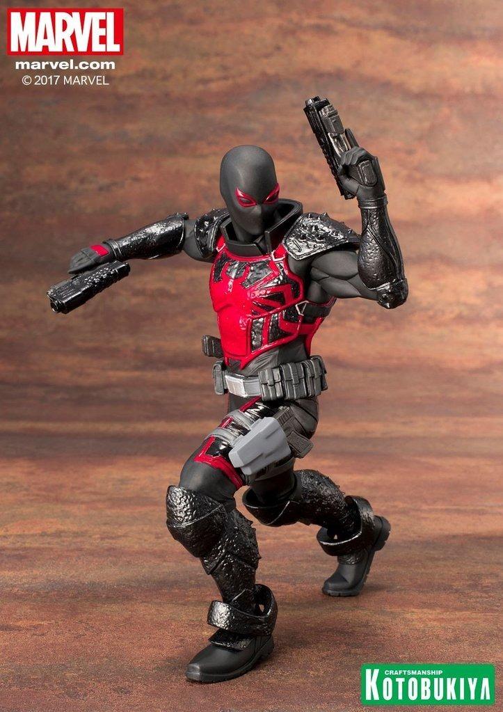 Resultado de imagem para Kotobukiya Thunderbolts Agent Venom Limited Edition