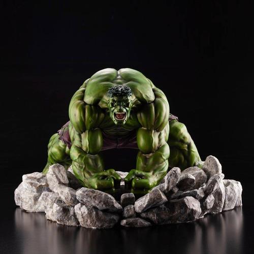 artfx premier inmortal hulk estatua marvel kotobukiya