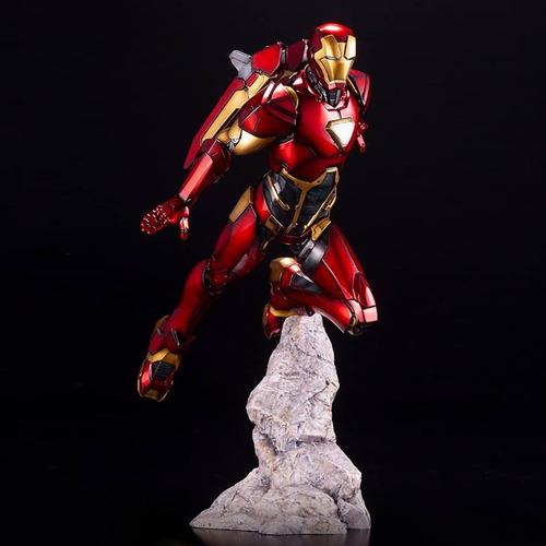 artfx premier iron man estatua marvel kotobukiya