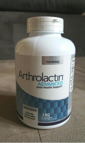 arthrolactin: (melhor que superflex 3) - 180 caps