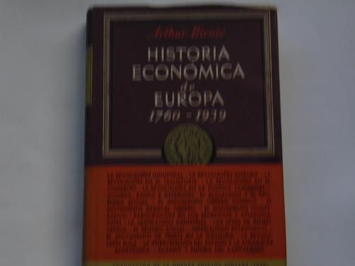 arthur birnie historia económica de europa 1760-1939