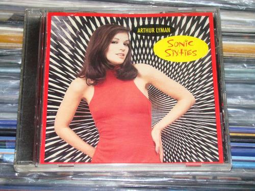 arthur lyman sonic sixties cd excelente estado / kktus