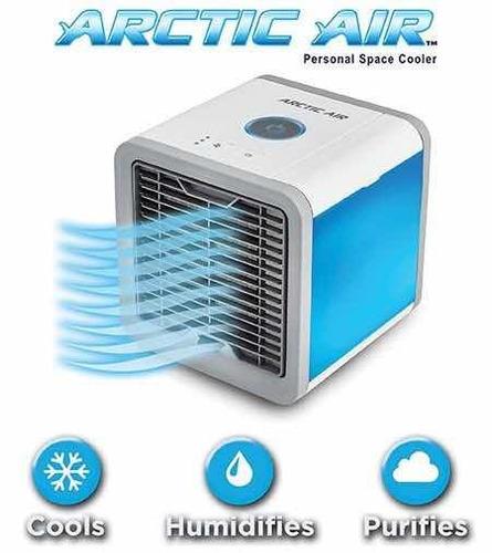artic air acondicionado ventilador purificador humidificador