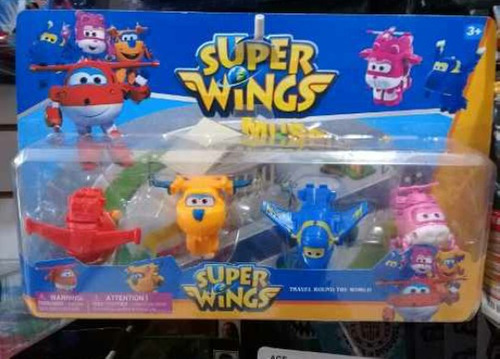 articulo 210270 super wings x 4 en blister
