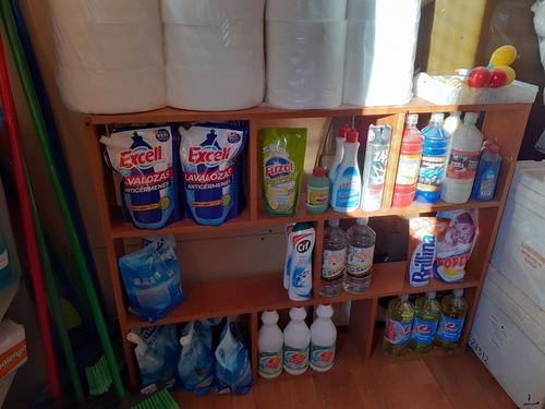 artículos de aseo para el hogar oficina y edificio