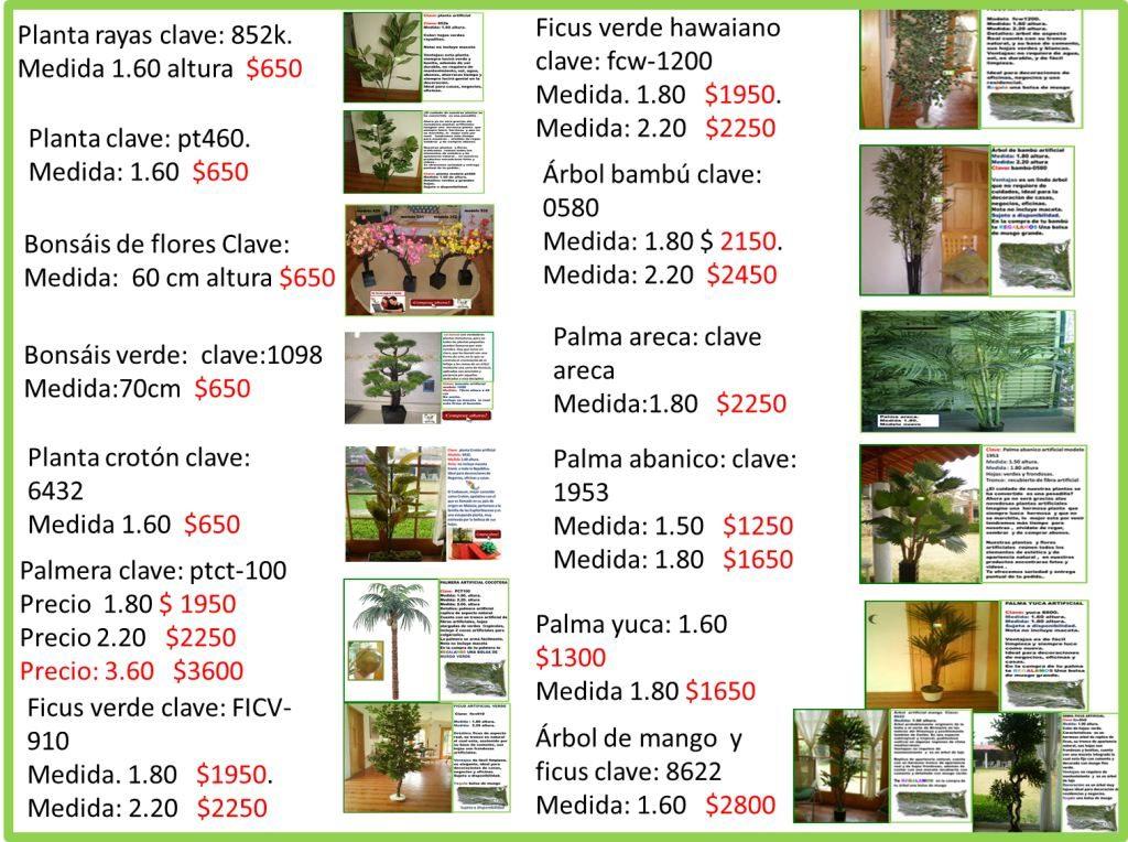 Articulos decorativos plantas y flores daa en for Articulos decorativos para jardin