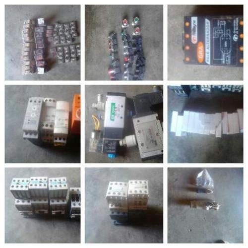 artículos electrico  para tableros de control