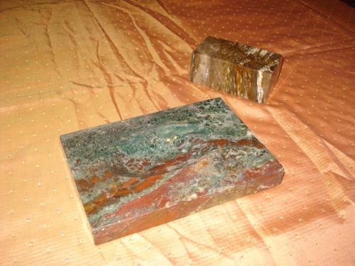articulos en piedra para escritorio