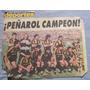 Recorte De Diario Peñarol Campeon 1993