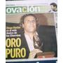 Lugano Y Forlan Los Mas Facheros, Revista Ovación