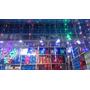 Luces Led Lluvia Navidad 200 Bombillos 6.5 Metros Por 0.50