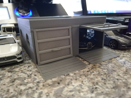 artículos para dioramas en impresión 3d