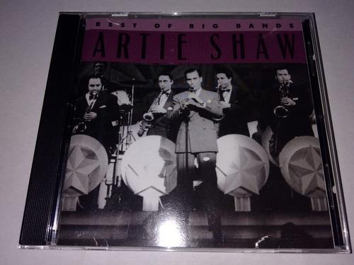artie shaw - best of big bands cd usa ed 1990 mdisk