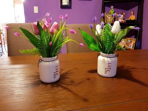 artificial adorno planta