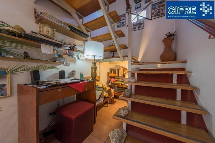artigas 3700 - ph 3 ambientes en duplex, dos baños, patio, cochera fija y cubierta