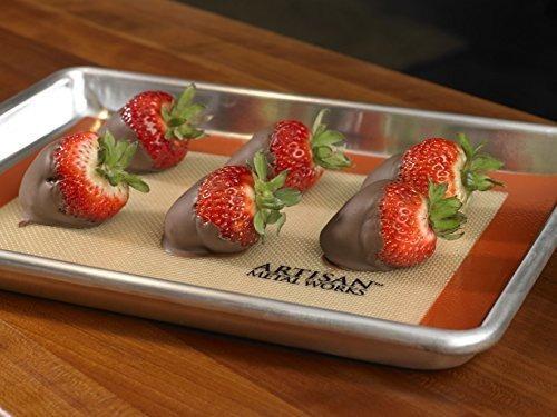 artisan 2piece professional baking set con halfsize cookie s