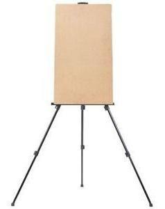 artista pintura caballete tripode plegable soporte de exhibi