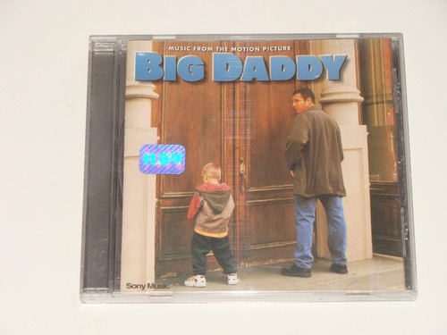 artistas varios - big daddy music from the motion picture