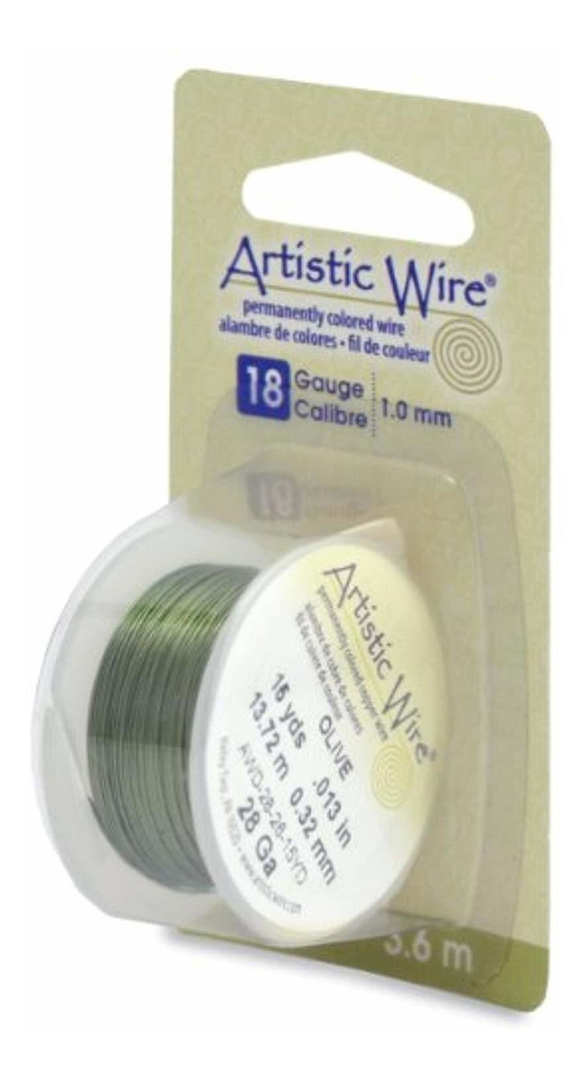 Artistic Wire Cable Artístico Awd-18-26-04yd