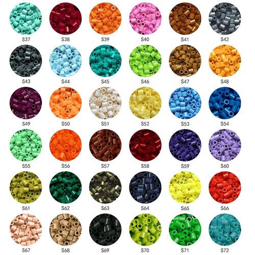 artkal beads :: 1 bolsita (30g) c/500 midi (5mm) - hama