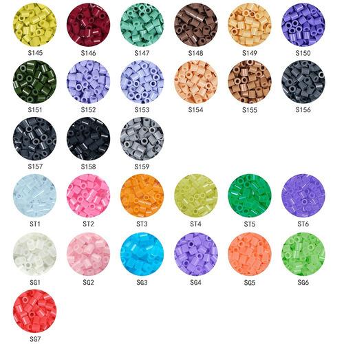 artkal beads :: bolsita c/1000 midi (5mm) - hama