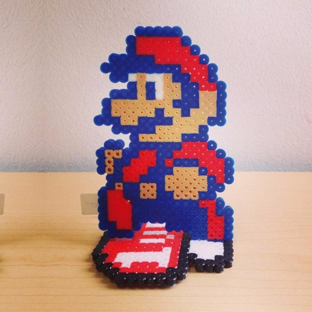 Artkal Beads :: Kit Elemental Súper Mario Bros 2 - Hama - $ 99.00 en ...