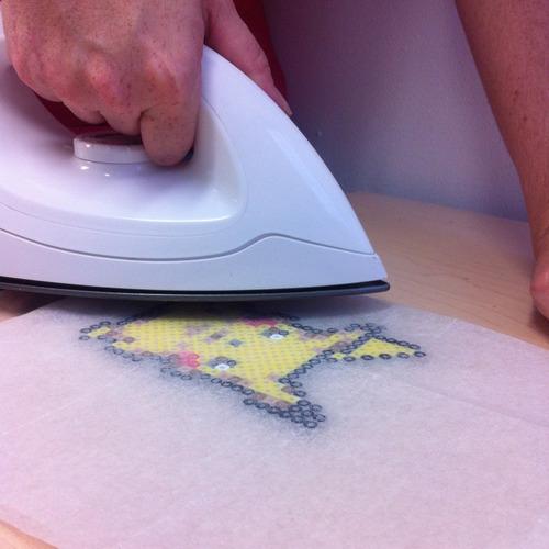 artkal beads :: pliego de papel térmico reutilizable - hama