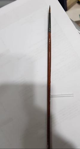 artmate sx101r pincel sintetico redondo  n° 0