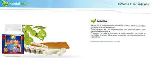 artrifin capsulas 100% natural