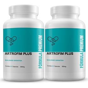 Artrofim Plus 3 X Mais Eficaz Que Os Demais Produtos! Kit 2