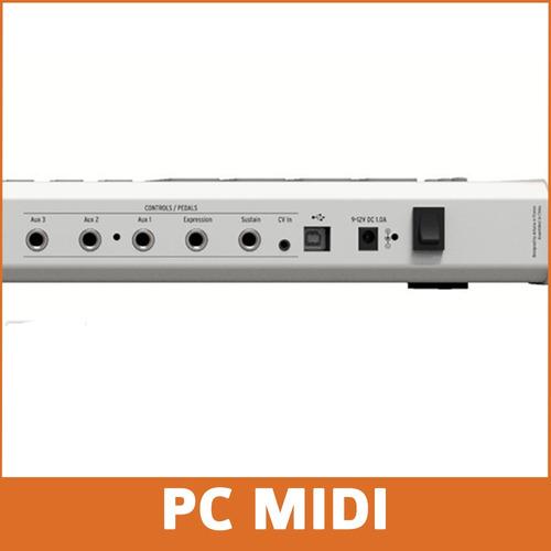 arturia keylab 49 mkii teclado midi usb sensitivo