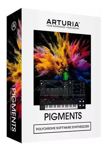 arturia pigments original licencia oficial cuotas