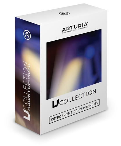 arturia v collection 4 - mac - envío inmediato