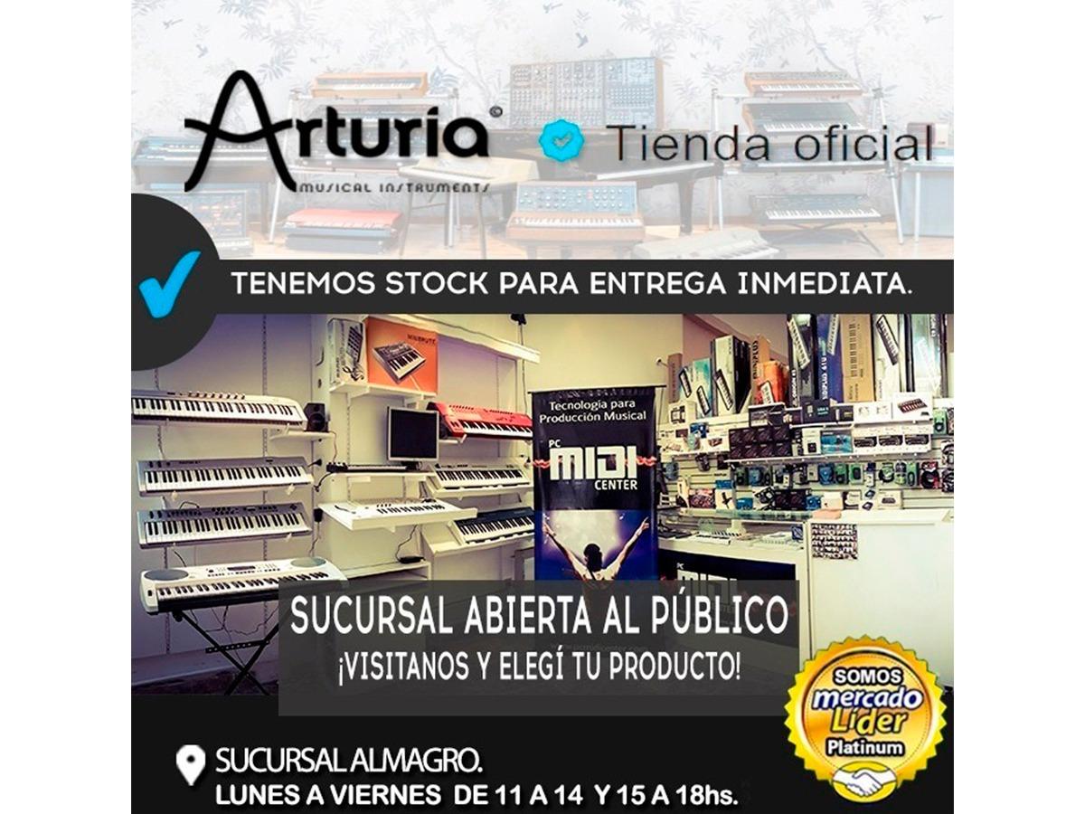 Arturia V Collection 7 Pack Original Licencia Oficial