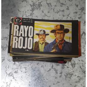 Arturo Del Castillo - Rayo Rojo  (precio Por Unidad)