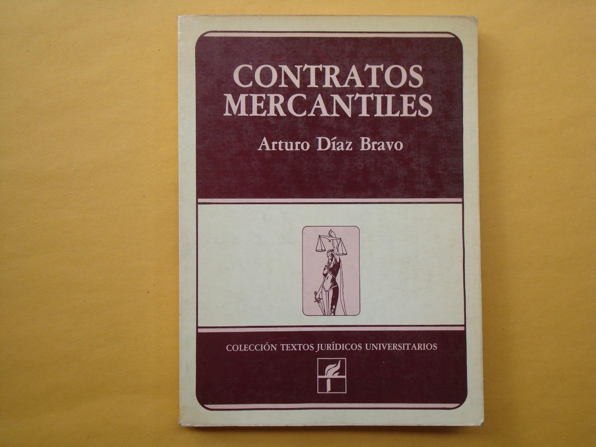 contratos mercantiles arturo diaz bravo pdf gratis