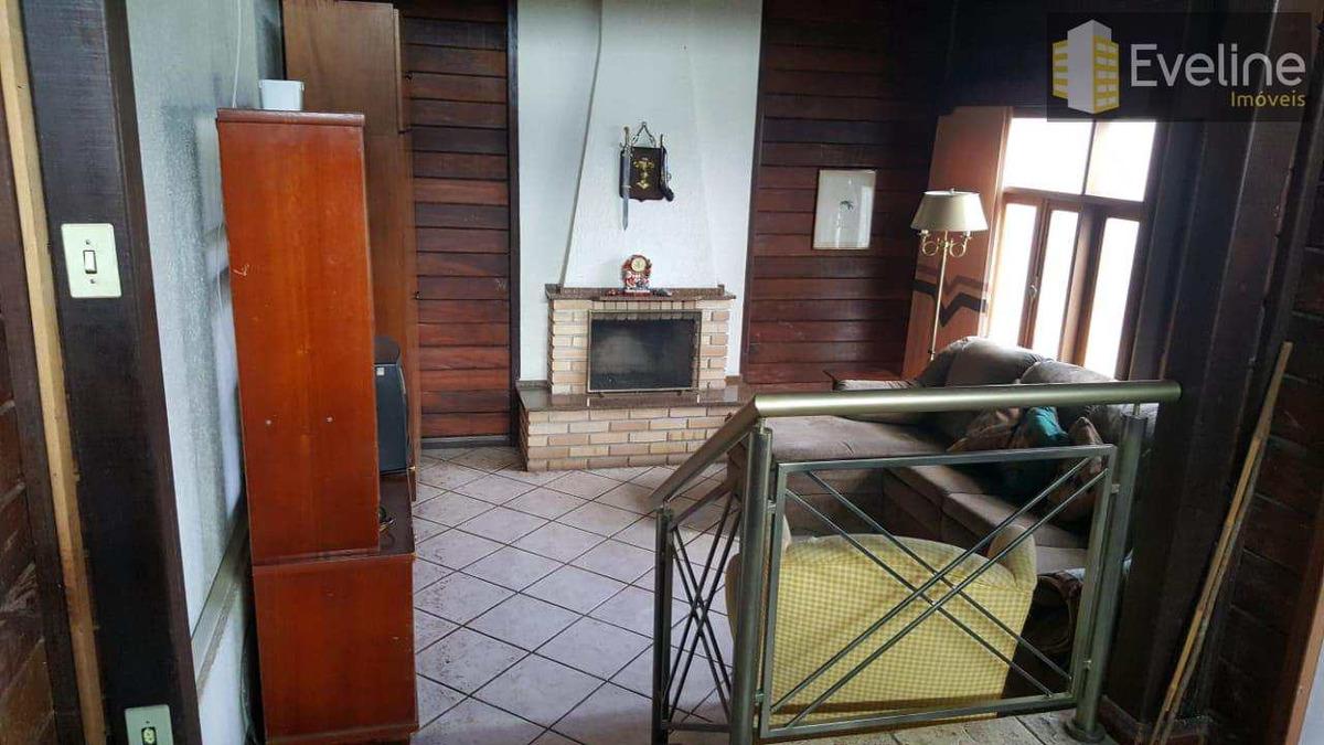 aruã - casa de condomínio a venda e locação - 3 dms (1 suíte) - v908