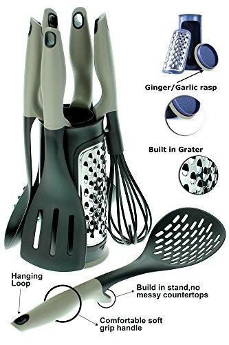 arvista chef utensilios de cocina, duraderos lavavajillas d