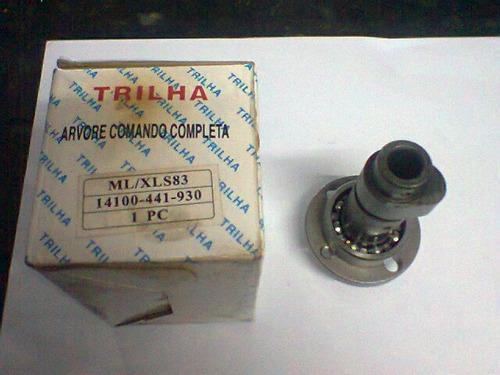 arvore de comando honda ml/xls/82