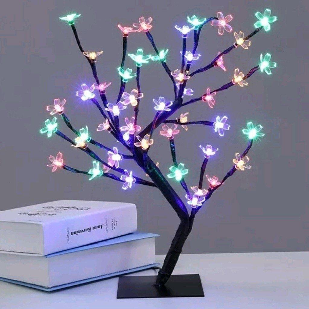 1dcfde47d árvore decorativa led natal. Carregando zoom.