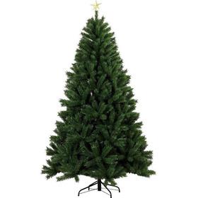 Árvore Natal Imperial Noruega 2,10m 1086 Galhos 12,2k Magizi