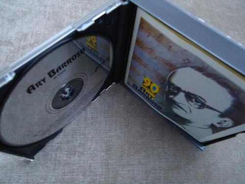 ary barroso - homenagem 90 anos - box cd duplo