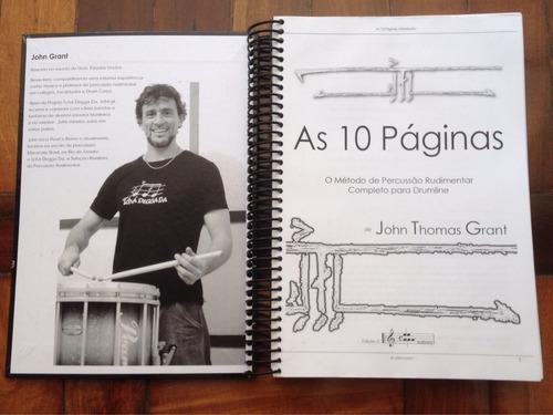 as 10 páginas john grant
