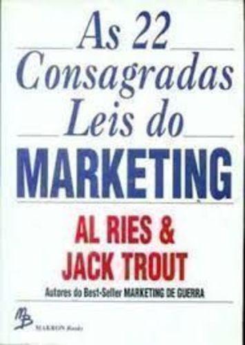 Resultado de imagem para 22 consagradas leis do marketing