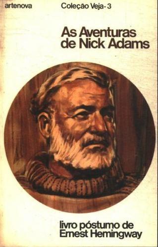 as aventuras de nick adams - ernest hemingway